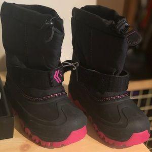 Girl Snowboots